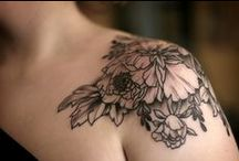 BODY ART // tattoos