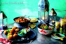 Indischer Abend / Hier schlägt einem eine Fülle von Aromen entgegen. Viele finden Indiens Küche aufwendig, dabei ist sie oft ganz einfach, und alle Zutaten gibt's im Supermarkt.