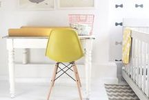 Colorful Nursery / Inspiring and beautifully curated nurseries featuring bold colors