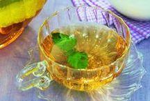 Tee-Stunde / Genießen Sie im Herbst Früchtetee, Tee-Punsch und süßes und pikantes Gebäck dazu
