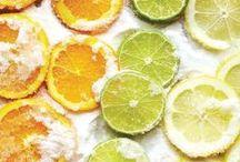 Citrus-Küche