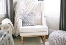 Neutral Nursery / Inspiring and beautifully curated neutral nurseries.
