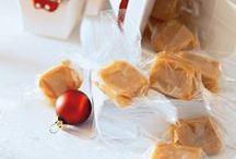Karamell / Süße Bonbons, üppige Torten, feine Desserts - mit Karamell macht man alle glücklich