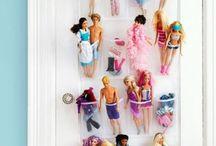 idées organisation chambres/ jouets