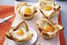 Eier-Küche