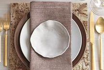 """Die schönsten Ideen: """"Tischlein deck dich!"""" / An einem schön gedeckten Tisch isst man doch gleich noch viel lieber. Hier findest du Ideen für jede Feier und alle Partys. Von der Tischdecke bis zum Besteck haben wir die schönsten Deko-Ideen für dich gesammelt!"""