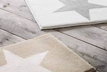 ŁAZIENKA - dywaniki RHOMTUFT / Dywaniki łazienkowe RHOMTUFT - oryginalne wzory.
