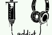 Music / Music is my life. The best healer of sadness, anger, anxiety and broken heart