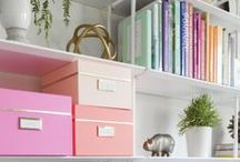 Office Organization & Ideas