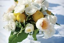 Elegant Floral Arrangements / Great arrangements to pair with vintage and antique china.