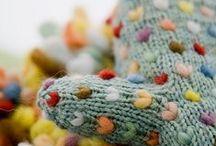 Knitting / Patterns and inspiration