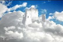 Castles in the sky / Where does Snow Pearly live?
