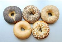 Bagel Shape / Bread, with a hole. That's it!