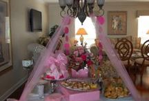 Kristan's Baby Shower / All In The Pink