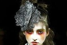 Prudence Millinery for Vivienne Westwood / Couture Hats and Hats created for Vivienne Westwood by Prudence Millinery