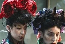 Vivienne Westwood Gold Label SS 2014 / Hats for Vivienne Westwood Gold Label SS 2014 by Prudence Millinery