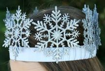 Make your own snowflake