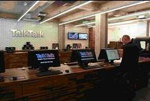 TalkTalk / TalkTalk wanted a means of attracting new customers into their pilot shop and selected ONELAN's digital signage as an effective tool for advertising their products and engaging people. ONELAN's solution was selected for its ease of use and ease of integration with Talk Talk's existing IT infrastructure.