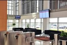 Weatherford International / Weatherford selected digital signage from ONELAN to improve communications across their operations in Abudhabi.