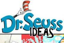 Dr Seuss Unit / Preschool Unit for March all about Dr. Seuss