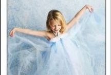 Snow Pearly and her Tutus