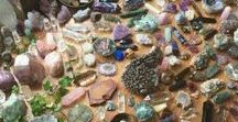 Crystal and Healing / Information on crystals and spirityality