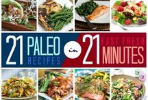 Paleo and gluten free meals