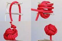 κομποι knots and clasps
