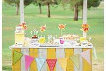 Vintage Pool Party Ideas! / Jump back a few decades and relive the 40's, 50's, and 60's with these vintage pool party ideas!