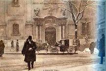 PEST, BUDA & ÓBUDA RÉGEN / A Város régi képeken, fotókon, képeslapokon, metszeteken stb.