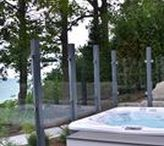 Hot Tub Ideas / Hot tub and spa design ideas and inspiration to help you make the most of your backyard oasis.