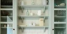 home {kitchen organization and decor} / when the kitchen is organized, my house feels organized. here are all my favorite ideas to keep an organized and clutter-free kitchen.   organized kitchen   organized pantry   organized drawers   organized desk   organizing kitchen cabinets   organized kitchen drawers   organized kitchen space   decorating ideas for the kitchen   kitchen inspiration