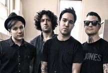 Fall out boy / by Tonks Marie