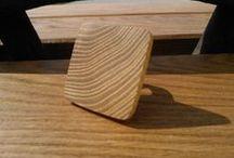 Geraldine Wood Rings 1 / Geraldine Wood Rings