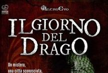 """Il Giorno del Drago / Humorous #Fantasy Novel """"The Day of the Dragon"""". This is the first tale of the Altro Evo serie."""