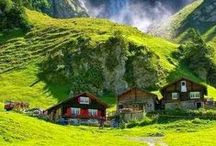 Switzerland / Switzerland. Travel and photos.