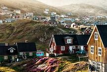 Greenland / Greenland. Travel and photos.