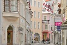 Estonia / Estonia. Travel and photos.