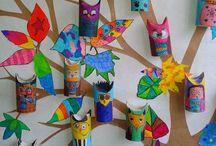 Arts & Crafts kids
