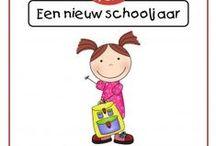 Thema: School / Weer naar school / Welkom