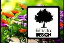 Ambiental Design / Trabalho de paisagismo desenvolvido, pelos paisagistas Franklin Maia e Georlando Pinheiro