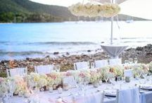 Caneel Bay Weddings / Ceremony and receptions at beautiful Caneel Bay Resort