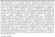 EDITORIAL BY AURORA GÁMEZ