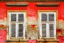 Shutter Sightseeing / Beautiful shutters from around the world!