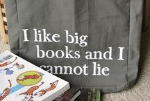 I like big books & I can not lie