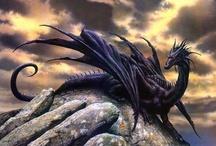 DRAGONS & MYSTICAL CREATURES