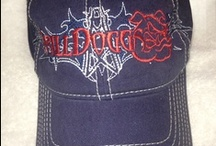 Custom Embroidery / Mosaic Threads embroidered merchandise.