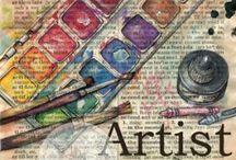 Art Journals / The art of the journal