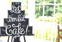 LOVE THE SIGNS! / Any cute sign idea is always a favorite at any event.