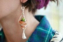 earrings / by Patt Daniel